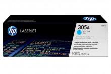 CE411A Lézertoner LaserJet Pro 300 MFP M375 nyomtatóhoz, HP 305A kék, 2,6k