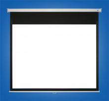 Vetítővászon, fali, rolós, 16:9, 234x131 cm, VICTORIA