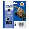 T15714010 Fotópatron StylusPhoto R3000 nyomtatóhoz, EPSON fekete, 25,9ml