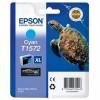 T15724010 Tintapatron StylusPhoto R3000 nyomtatóhoz, EPSON kék, 25,9ml