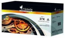 27X Lézertoner LaserJet 4000, 4000T nyomtatókhoz, VICTORIA fekete, 10k