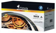 505X Lézertoner LaserJet P2055 nyomtatóhoz, VICTORIA fekete, 6,5k