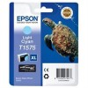 T15754010 Tintapatron StylusPhoto R3000 nyomtatóhoz, EPSON világos kék, 25,9ml