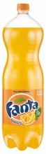 Üdítőital, szénsavas, 2,25 l, FANTA, narancs
