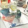 Meleglamináló fólia, 80 mikron, A5, fényes, UDT technológiával, LEITZ