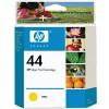 51644YE Tintapatron DesignJet 350c, 450c nyomtatókhoz, HP 44 sárga, 50ml