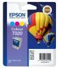 T02040110 Tintapatron StylusColor 880 nyomtatóhoz, EPSON színes, 35ml