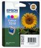 T01840110 Tintapatron StylusColor 680 nyomtatóhoz, EPSON színes, 37ml