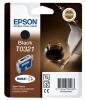 T03214010 Tintapatron Stylus C70, C80 nyomtatókhoz, EPSON fekete, 33ml