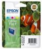 T02740110 Tintapatron StylusPhoto 820, StylusColor 925 nyomtatókhoz, EPSON színes, 46ml