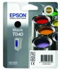 T04014010 Tintapatron Stylus C62, CX3200 nyomtatókhoz, EPSON fekete, 17ml