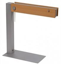 Asztali lámpa, kompakt fénycső, 11 W, ALBA